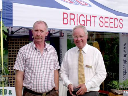 John Howard and Bright Seeds